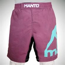 "Manto Brown Pro ""Logo"" Shorts"
